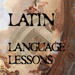 in latin language: